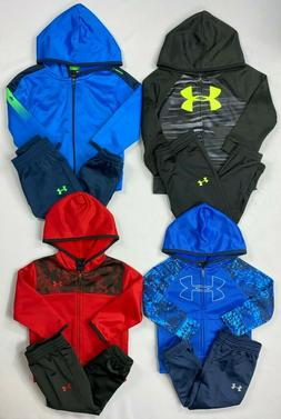 Baby Boy's Infant Under Armour Full Zip Hoodie and Athletic
