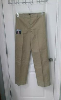 Dickies Boys Double Knee Extra Pocket Pants Relaxed Fit stra