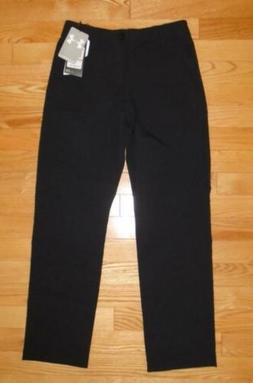 Under Armour Boys Golf Pants Chinos Loose Fit Match Play 10