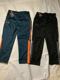 Under Armour Boys Size 5 Lot Of 2 Pants New