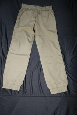 POLO RALPH LAUREN Boys Size L  Olive Green Jogger Casual Pan