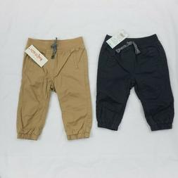 Cat & Jack Baby pants Lined joggers with elastic waistline &