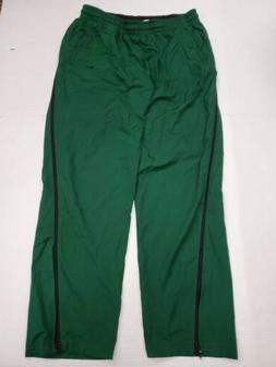 Nike Fit Storm Green Training Workout Wind Pants Youth Boys