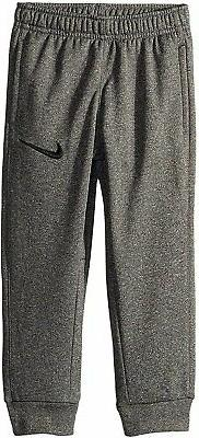 Nike Toddler Boys Therma Dri Fit Fleece Lined Track Sweat Pa