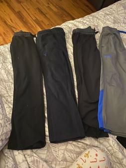Lot Of 4 Old Navy And Under Armour Boys Pants Size 8