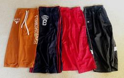 Lot of 4 Boy's Athletic pants with elastic waist - size 10-1