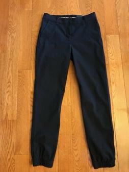 Under Armour Navy Dress / Casual Jogger Pants Size Boys Yout