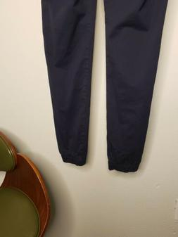 Under Armour Navy Dress Or Casual Pants Size Boys Youth 18 T