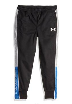 New-Under Armour Boys Everyday Jogger Pants Black/Wire Size: