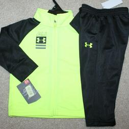 New! Boys Under Armour Track Outfit  - Size 12, 18, 24 mo