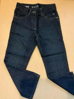 NEW The Children's Place Boys Boot Leg Jeans Size 6