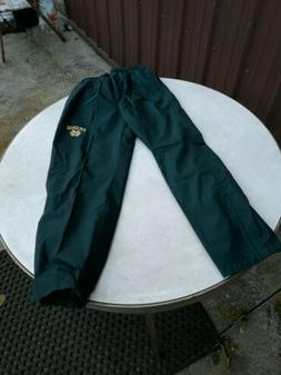NOTRE DAME Holloway Warmup Athletic Pants Sweatpants Youth X