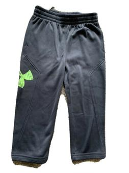 NWT Under Armour baby Boys stealth gray Active Pants size 2T