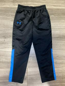 UNDER ARMOUR PANTS  WITH POCKETS KIDS SIZE 7