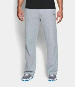 New Under Armour Running Pants Boy Gray Outdoor Training Wal