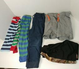 Toddler Boy Clothes 3T Lot 6 Tops Bottoms Hanna Andersson Un