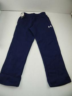 Under Armour Youth Hustle Fleece Pants Small