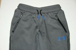 youth kids XS loose Under Armour training workout track pant